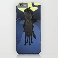 iPhone & iPod Case featuring The Headless Horseman by Kassidy Daussin