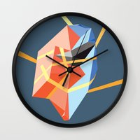 Bound Together Wall Clock