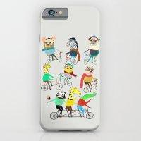 Bikers. iPhone 6 Slim Case