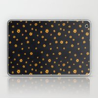 Sunflower Pattern Laptop & iPad Skin