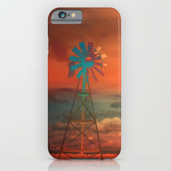 Red Sky at Night iPhone & iPod Case
