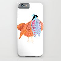 iPhone & iPod Case featuring Tweet Tweet Series Extended by tamara elphick