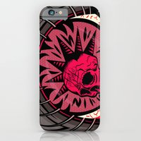 iPhone & iPod Case featuring Eye Fuck You by illustrationsbynina