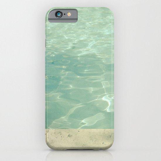 Morning Swim iPhone & iPod Case