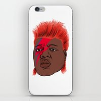 Biggie Stardust iPhone & iPod Skin