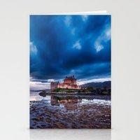 Dark Skies At Eilean Don… Stationery Cards