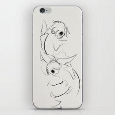 Koi II iPhone & iPod Skin
