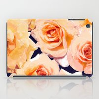 Wild Rose iPad Case