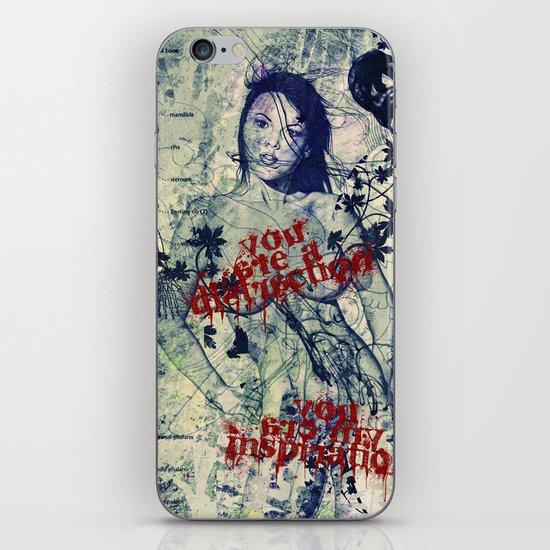 You are Mine. iPhone & iPod Skin
