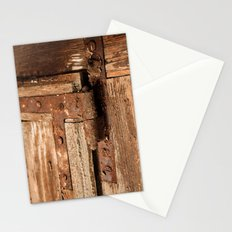 LOST PLACES - dusty rusty hinge Stationery Cards