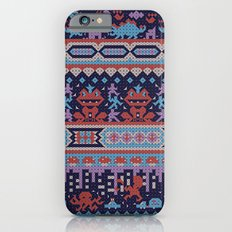 serbian history told through cross-stitch Slim Case iPhone 6s