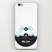 In The Arms of The Sea iPhone & iPod Skin