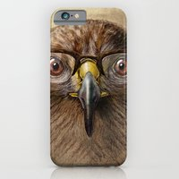 Hipster Eagle iPhone 6 Slim Case