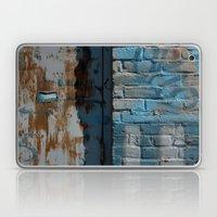 Blue Bricks Laptop & iPad Skin