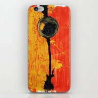 Circles 4 iPhone & iPod Skin