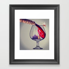 MixMotion: Milanese Family Framed Art Print