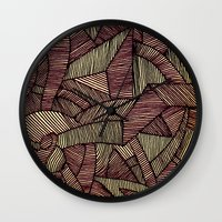 - heat - Wall Clock