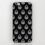 iPhone & iPod Skin featuring PLANCHETTE T-shirt by Medusa Dollmaker