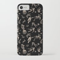 infinity iPhone & iPod Cases featuring Infinity by Mathiole