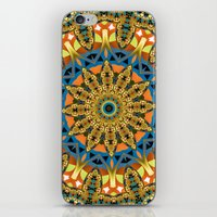Royal Sun iPhone & iPod Skin