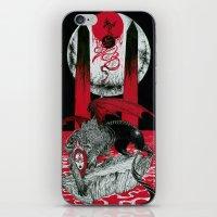 The Messenger (Ainigma) iPhone & iPod Skin