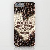 Coffee Love iPhone 6 Slim Case