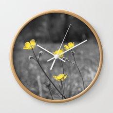 Summers Beauty Wall Clock
