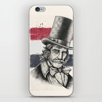 The Butcher iPhone & iPod Skin