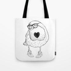 Love Bird Tote Bag