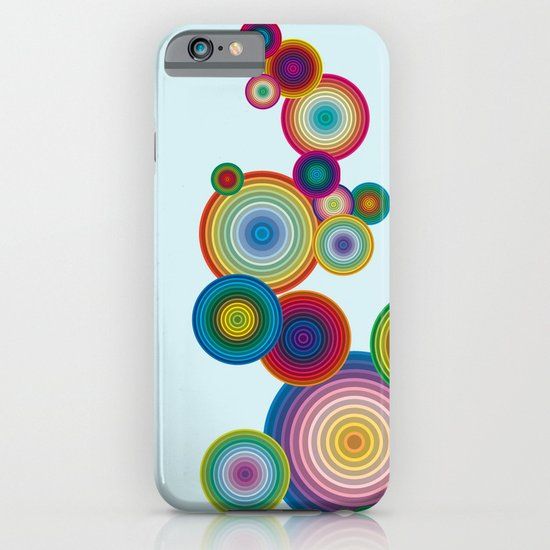 Circles #1 iPhone & iPod Case