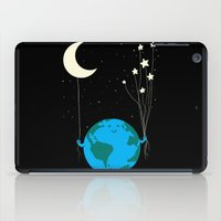 Under The Moon And Stars iPad Case