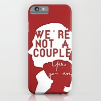 Not a couple iPhone 6 Slim Case