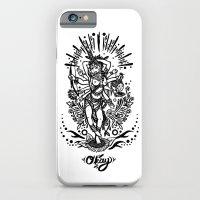 West Kali - Dark iPhone 6 Slim Case