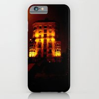 iPhone & iPod Case featuring Night Crest 6 by Art Pass
