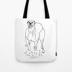 Go Dog, Don't Go Tote Bag