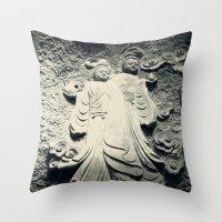 vietnamese heaven Throw Pillow
