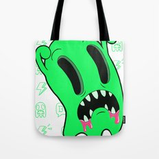 Ghosting Tote Bag