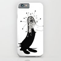 iPhone & iPod Case featuring magic penguin by Marie Elke Gebhardt