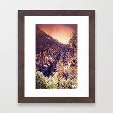 huy Framed Art Print