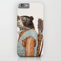 iPhone Cases featuring HUNTER by Animal Crew