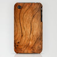 Wood Texture 99 iPhone (3g, 3gs) Slim Case
