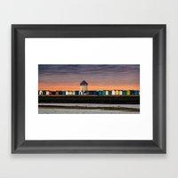 Brightlingsea Essex, Eng… Framed Art Print