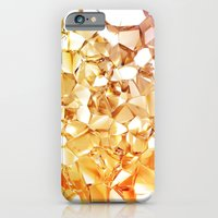 iPhone & iPod Case featuring GOLD Pttern by Ylenia Pizzetti