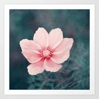 the beauty Art Print