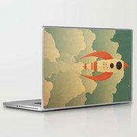 Laptop & iPad Skin featuring The Destination by The Art of Danny Haas