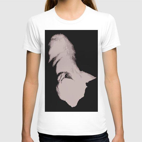Cat Silouette T-shirt