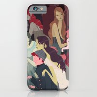 iPhone & iPod Case featuring Fish House Punch by Noelle Stevenson