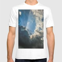 Let Your Name Be Sanctif… Mens Fitted Tee White SMALL