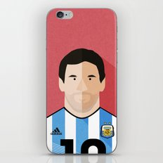 Messi iPhone & iPod Skin