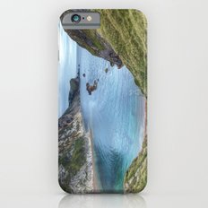 Man O War Bay, Dorset iPhone 6 Slim Case